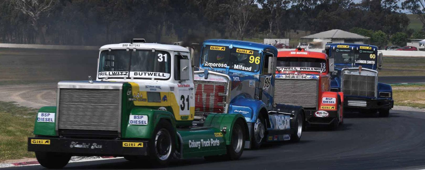 Australian Super Truck Racing